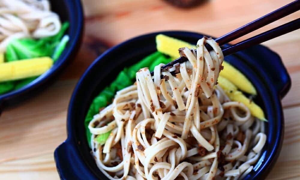 每天想菜單沒點子?輕鬆用五穀麵條讓家人吃得安心又健康 - 1