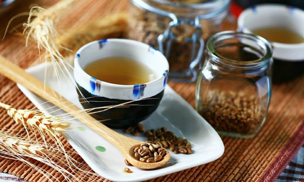 無糖、無咖啡因的小麥茶來自台中大雅土地的陽光和健康! - 5