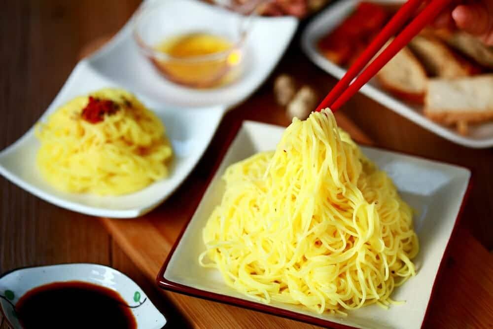 ◤全新上市◢薑黃麵線 - 4
