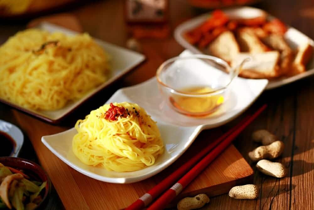 ◤全新上市◢薑黃麵線 - 3