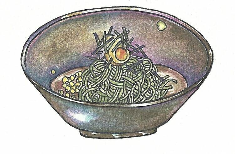 台灣麵食發展歷史