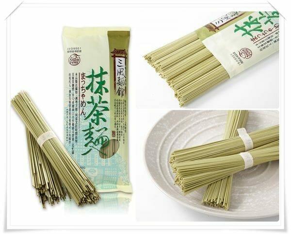 爽口抹茶涼麵DIY 簡單又美味的日式抹茶麵食譜 - 4