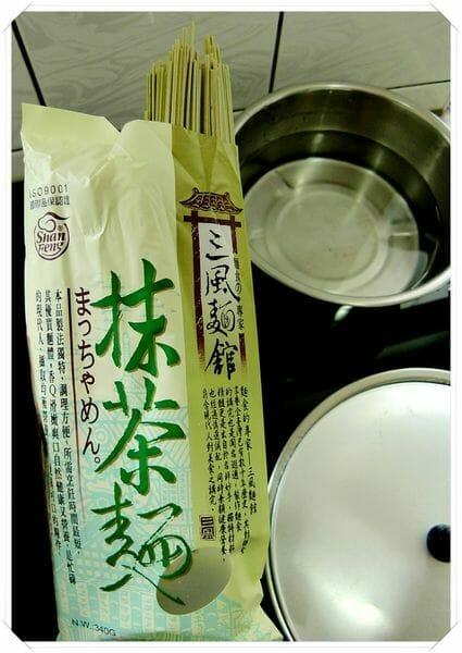 爽口抹茶涼麵DIY 簡單又美味的日式抹茶麵食譜 - 5