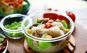 薑母鴨 冬天最適合吃什麼?薑母鴨拌麵線 - 1